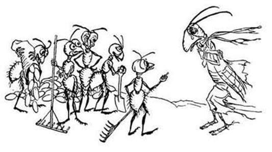 Fables tome i - Comment dessiner une fourmi ...