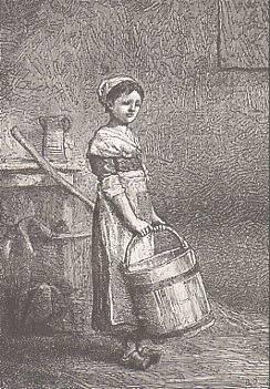 Cosette une enfance malheureuse victor hugo